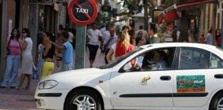 Taxi algeciras