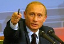 Vladimir Putin  e