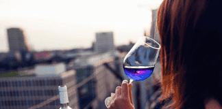 blue wine gik