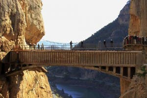 Bridge Adventure Active Turism Caminito Del Rey