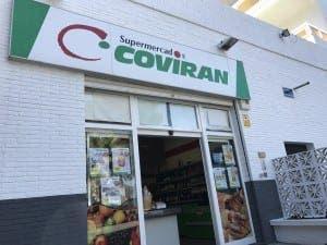 TARGET: Coviran supermarket