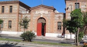 The Antigua Prisión Provincial in Malaga, which has been chosen as the principal location for Ridley Scott's The Cartel