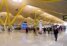 Spain airline seat capacity