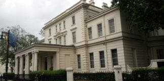 Spanish Embassy in London e