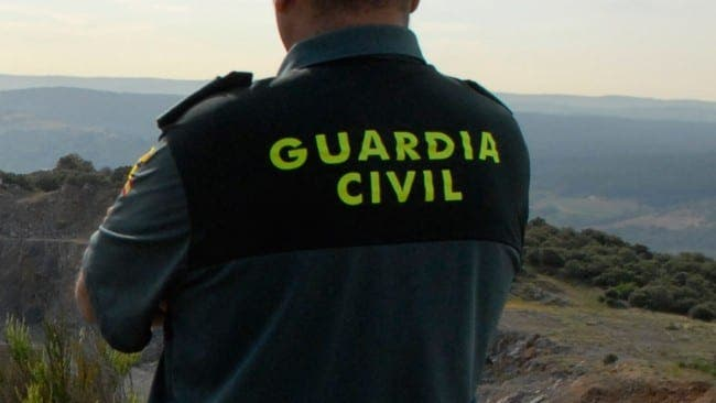 guardia civil recurso e