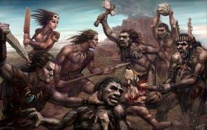 mesolithic_battle_by_lobzov-d5jl3p6