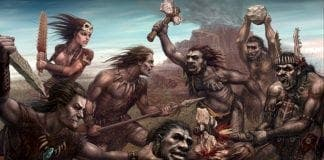 mesolithic battle by lobzov djlp e