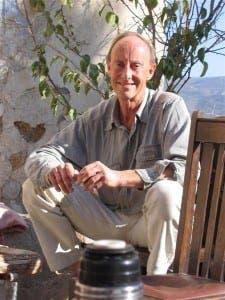 Environmentalist and olivos campaigner David Dene