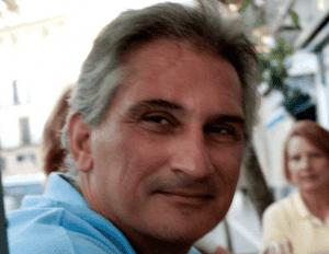 Former employee Rudi Kaiser