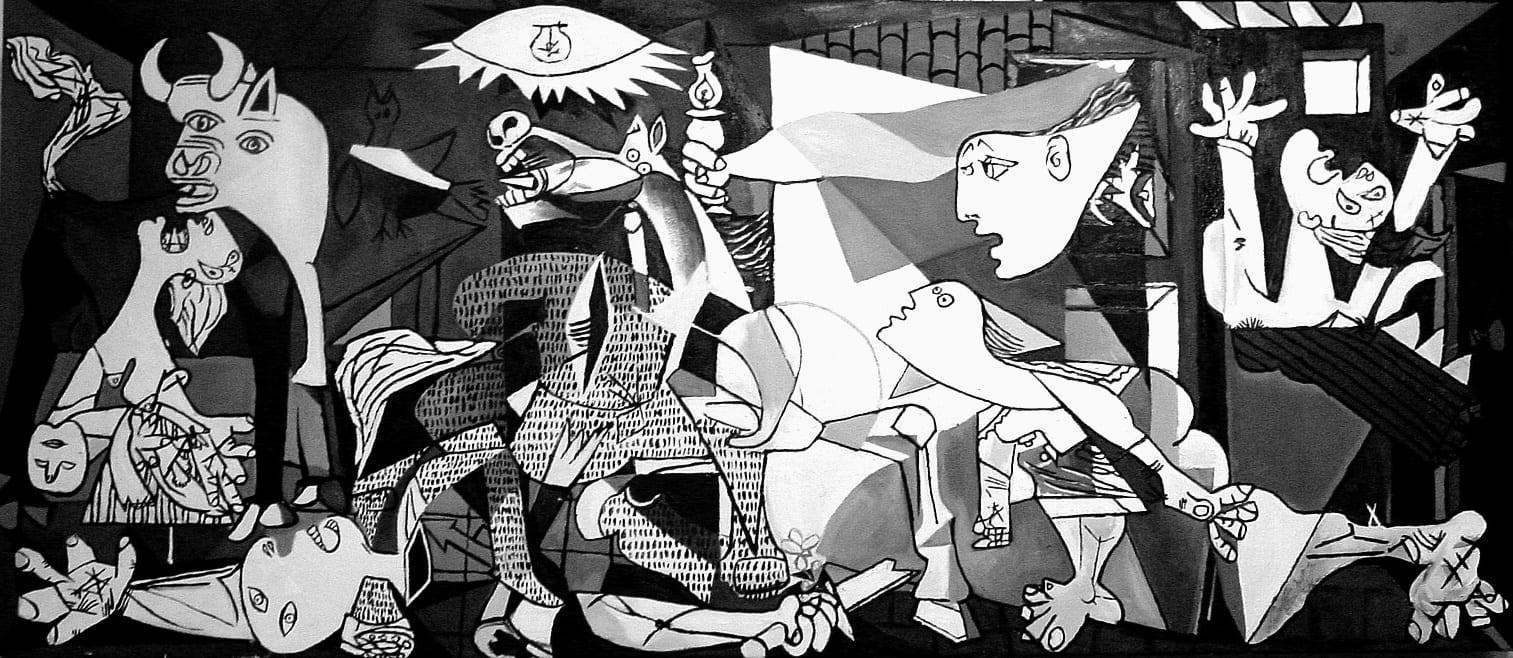 Major exhibition celebrates 80th anniversary of picassos guernica
