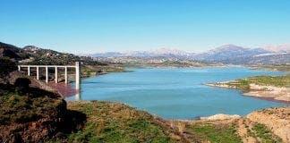 La Vinuela water shortage