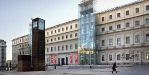 HOME: Guernica is housed at Reina Sofia Museum