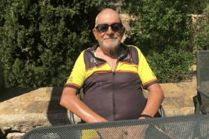 TRAGIC: Drug driver kills Brit cyclist Bryan Stout