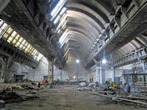 Intelhorce factory in Malaga