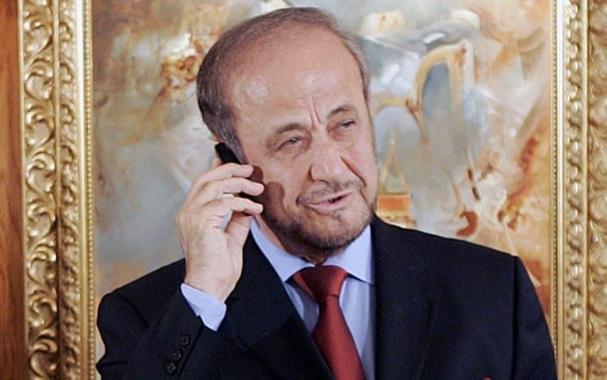 Uncle of Syrian President Bashar al-Assad jailed in France as ...