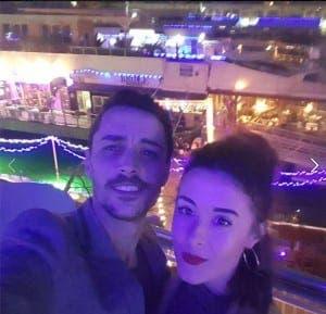 Marco Molinari and convicted fraudster Natasha Marie Lambert