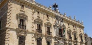 Granada real chancilleria