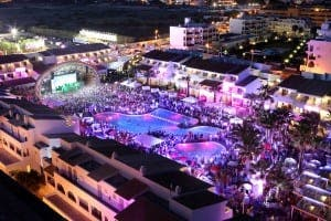 ROCKS OFF: Ibiza named Spain's sexiest place
