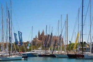 SHIP SHAPE: Palma Boat Show