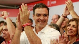 BACK FROM THE DEAD: Sanchez secures PSOE victory