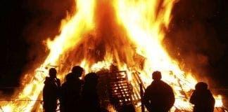 bonfire e