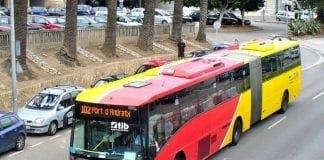 bus route e