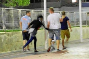 MUGGED OFF: Expats rage at street robberies