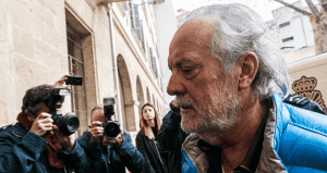 PRISON SWITCH: Tolo Cursach transferred to mainland jail