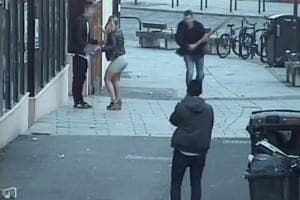 SHOCKING: Daniel Way attacks Spanish couple in England