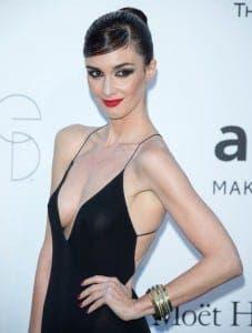 Paz Vega at Cannes