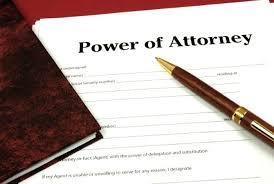 power-attorney