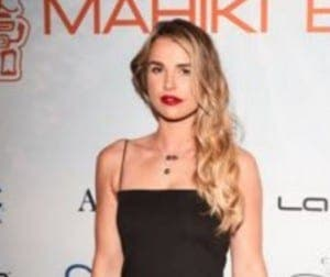 Kate's sister: Vogue Williams
