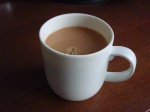 Parched: Passengers could not have tea