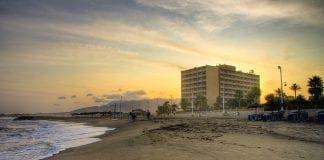 Guadalmar beach