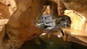 Breathtaking: The cave of treasure
