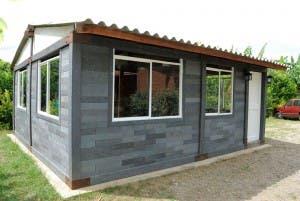 An Ecoplasso home