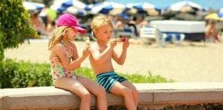 kids beach e