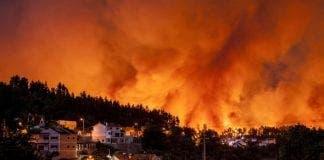 portugl fires