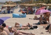 Beach e