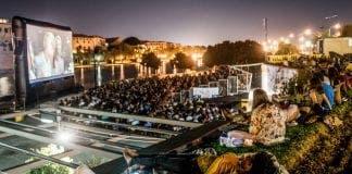 Outdoor cinema Mallorca