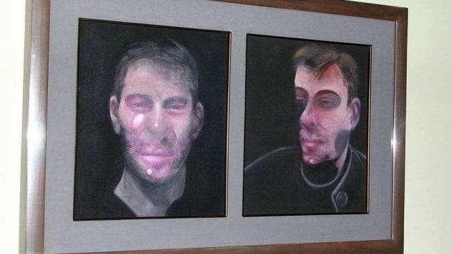 Spanish police recover stolen works of British artist Francis Bacon worth millions