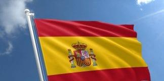 Spain flag e