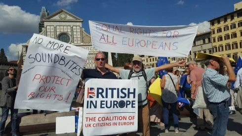 Expat group Bremain in Spain blast Theresa May's Florence Brexit speech