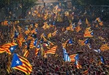 catalonia independence e
