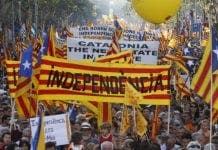 independence catalan e