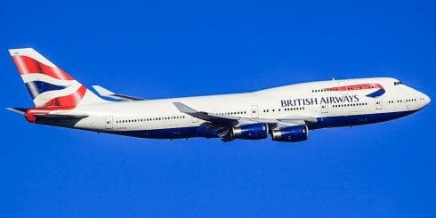 NOT SO BRITISH: BA owner in talks with Spanish government amid Brexit fears