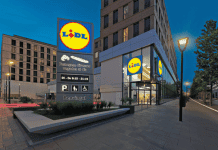 Lidl Metropolfiliale