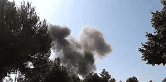smoke plane e
