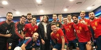 Rojas in Malaga Romp