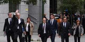 catalan ministers